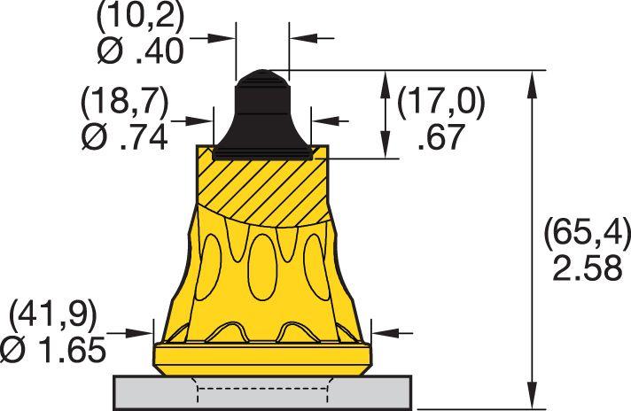 AK3-01 Road Milling Teeth