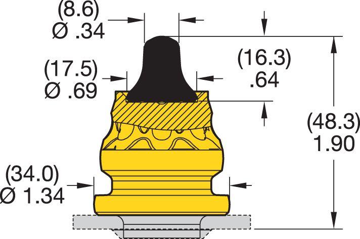 RK2-01P Road Milling Teeth