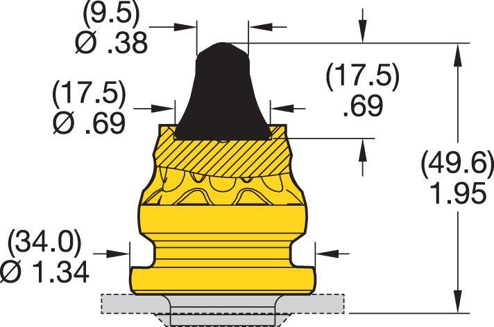 RK2-02P Road Milling Teeth