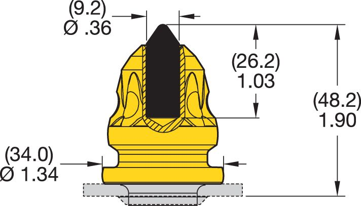 RK1-PT Road Milling Teeth