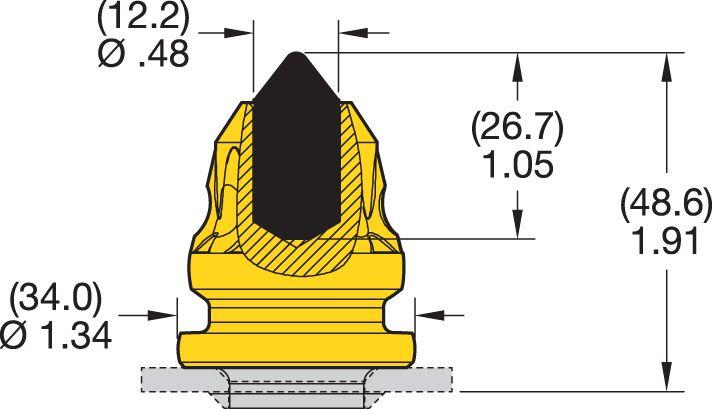 RK3-PT Road Milling Teeth