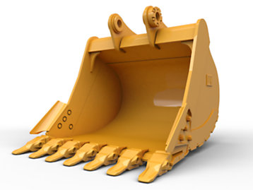 Heavy Duty Bucket 1500 mm (60 in): 550-9581