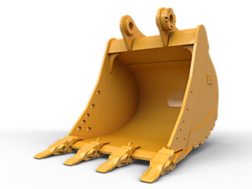 Heavy Duty Bucket 1350 mm (54 in): 540-4091
