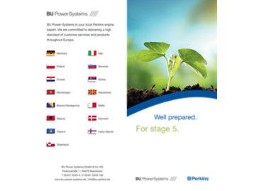BU PowerSystems Stage V
