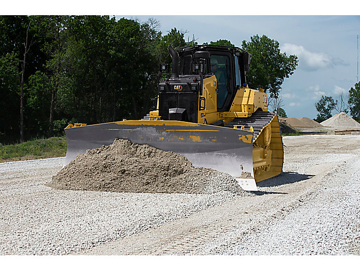 Cat Grade met Slope Assist voor bulldozers