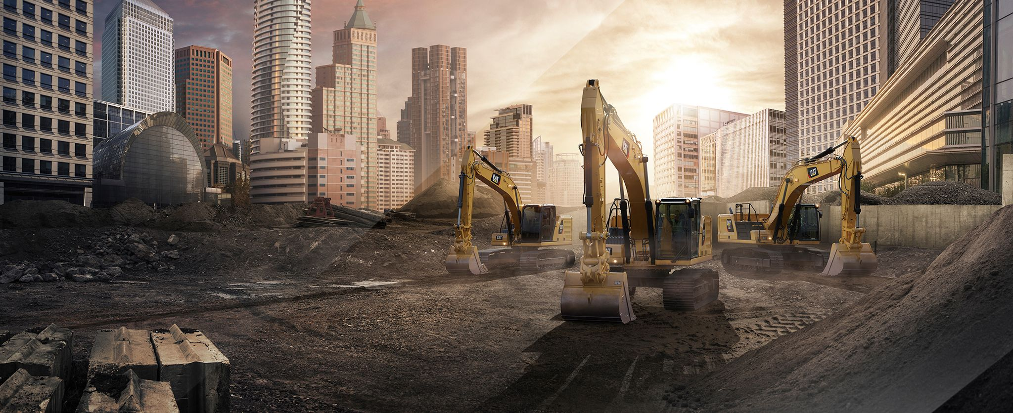 Excavator Choices