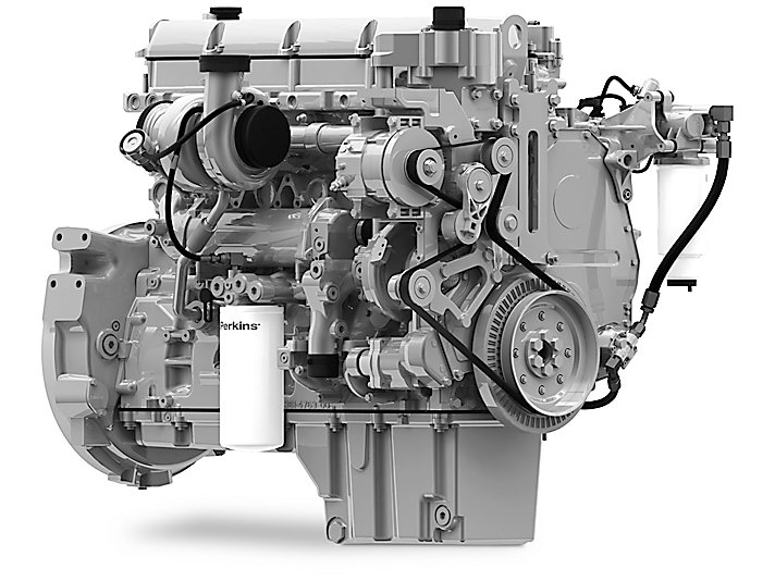 2406J-E13TA  Industrial Diesel Engine