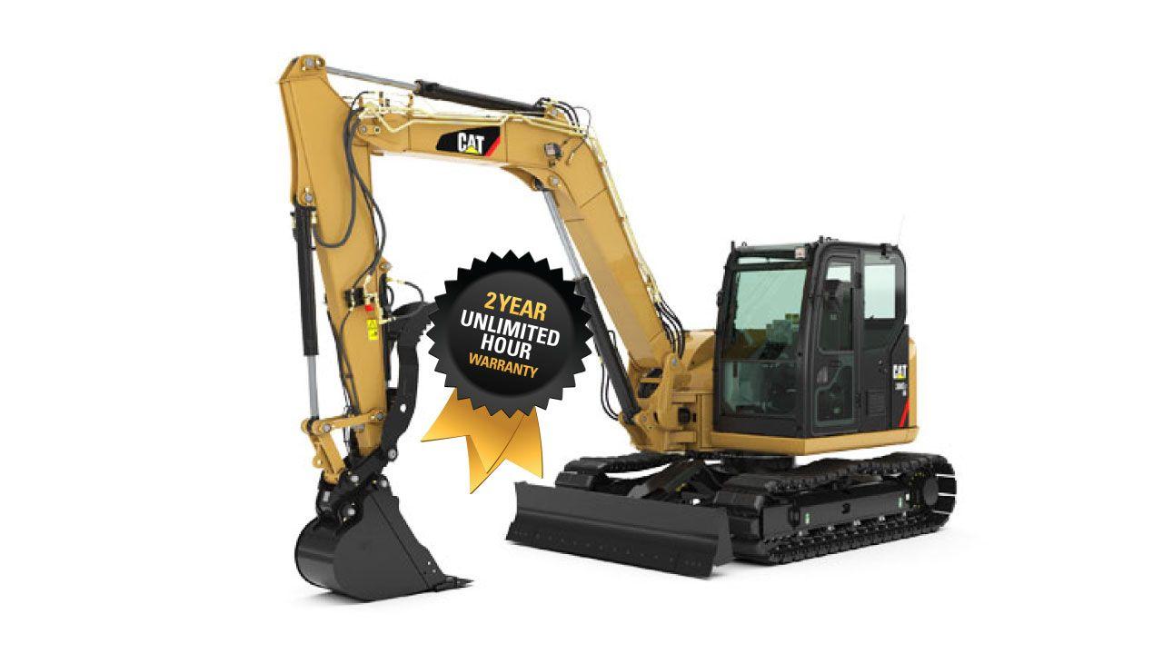 308E2 CR Mini Excavator