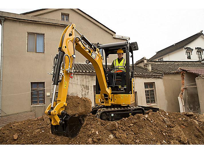 301.5 小型液压挖掘机