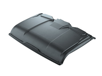 Hard Shell Roof, 2 Seat