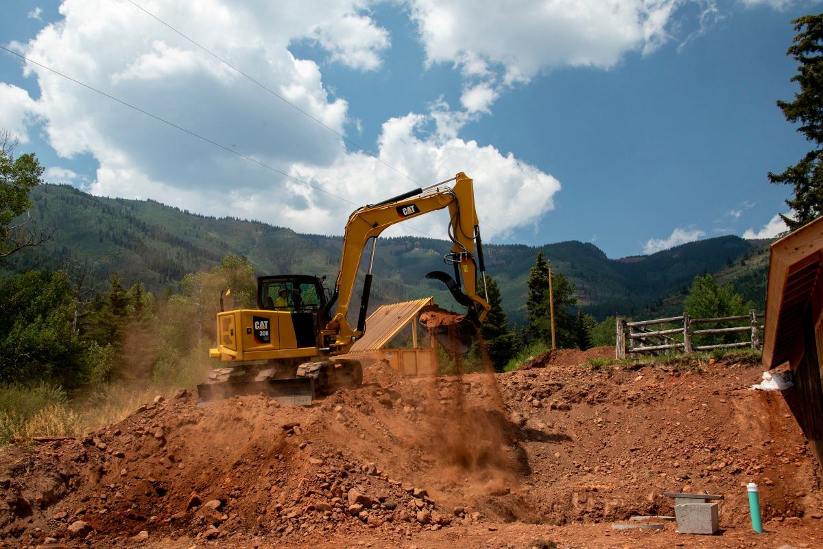 Savage Excavation was one of the first companies to try out one of the Next Generation Cat Mini Excavators—the 308 CR.