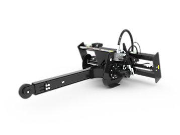 T15B High Flow Hydraulic Side Shift