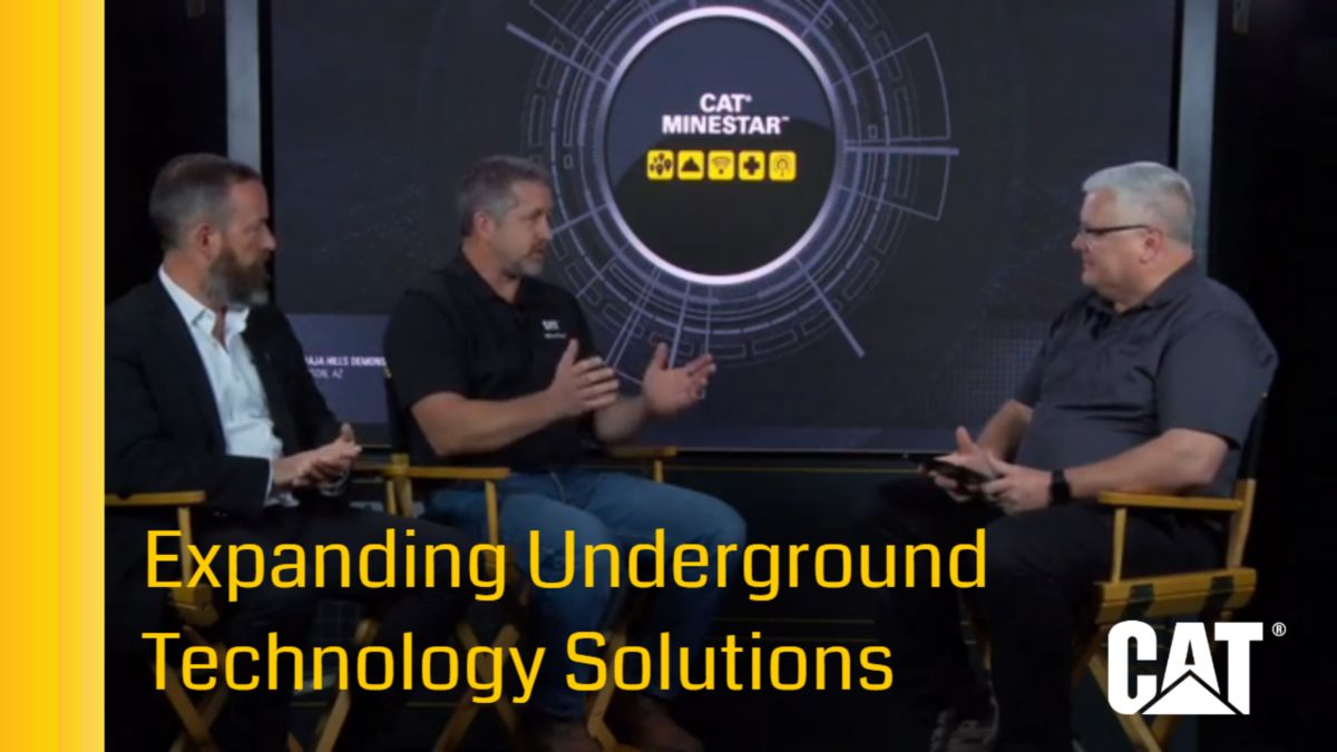 Expanding Underground Technology Solutions
