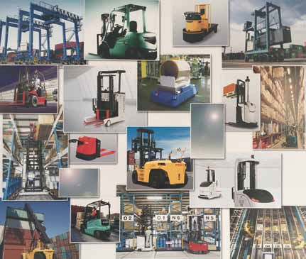 UniCarriers Forklift (Anhui) Co. Ltd - Perkins® 1100 Series