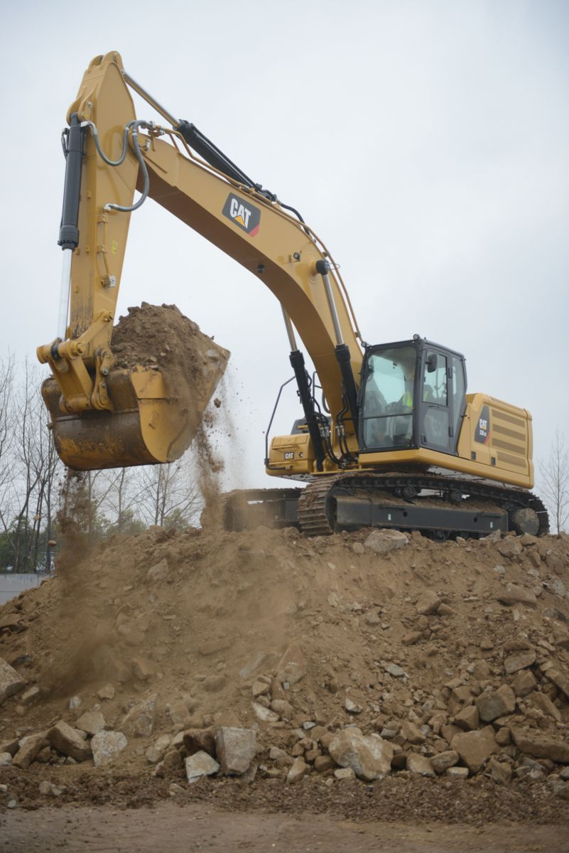 Cat 336 GC HEX