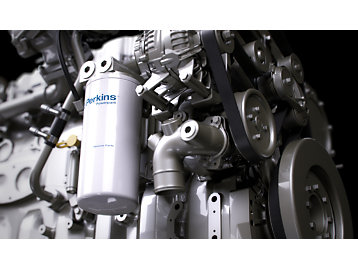 Perkins maps China Nonroad Stage IV Strategy with five engines at Bauma China in Shanghai.