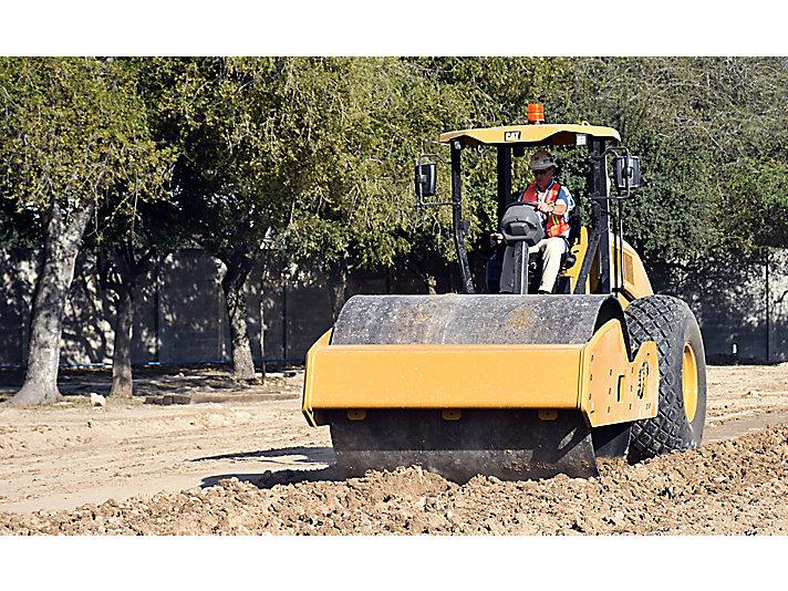 CS11 GC Vibratory Soil Compactor