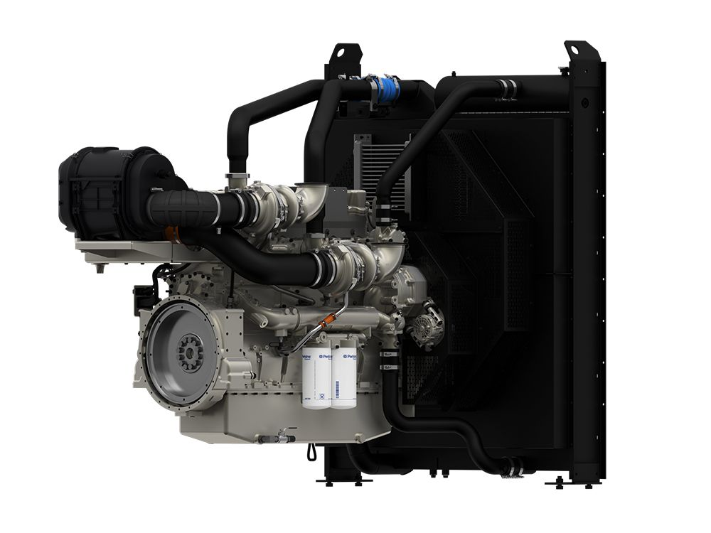 Perkins New Power Dense Engines Are  A Game Changer For The EP Industry