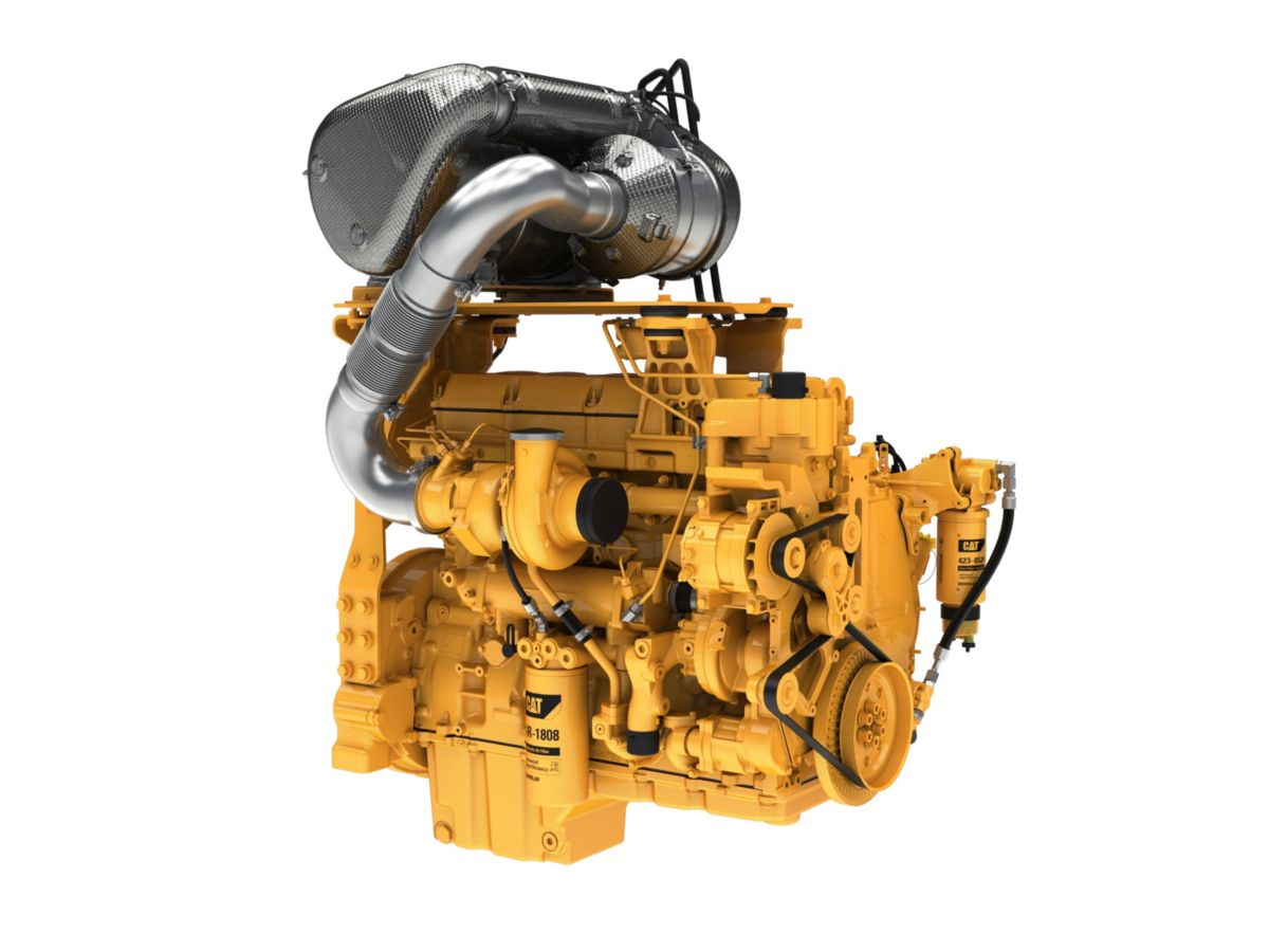 Cat 13B Engine
