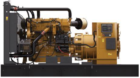 Cat® C18 Diesel Generator Set