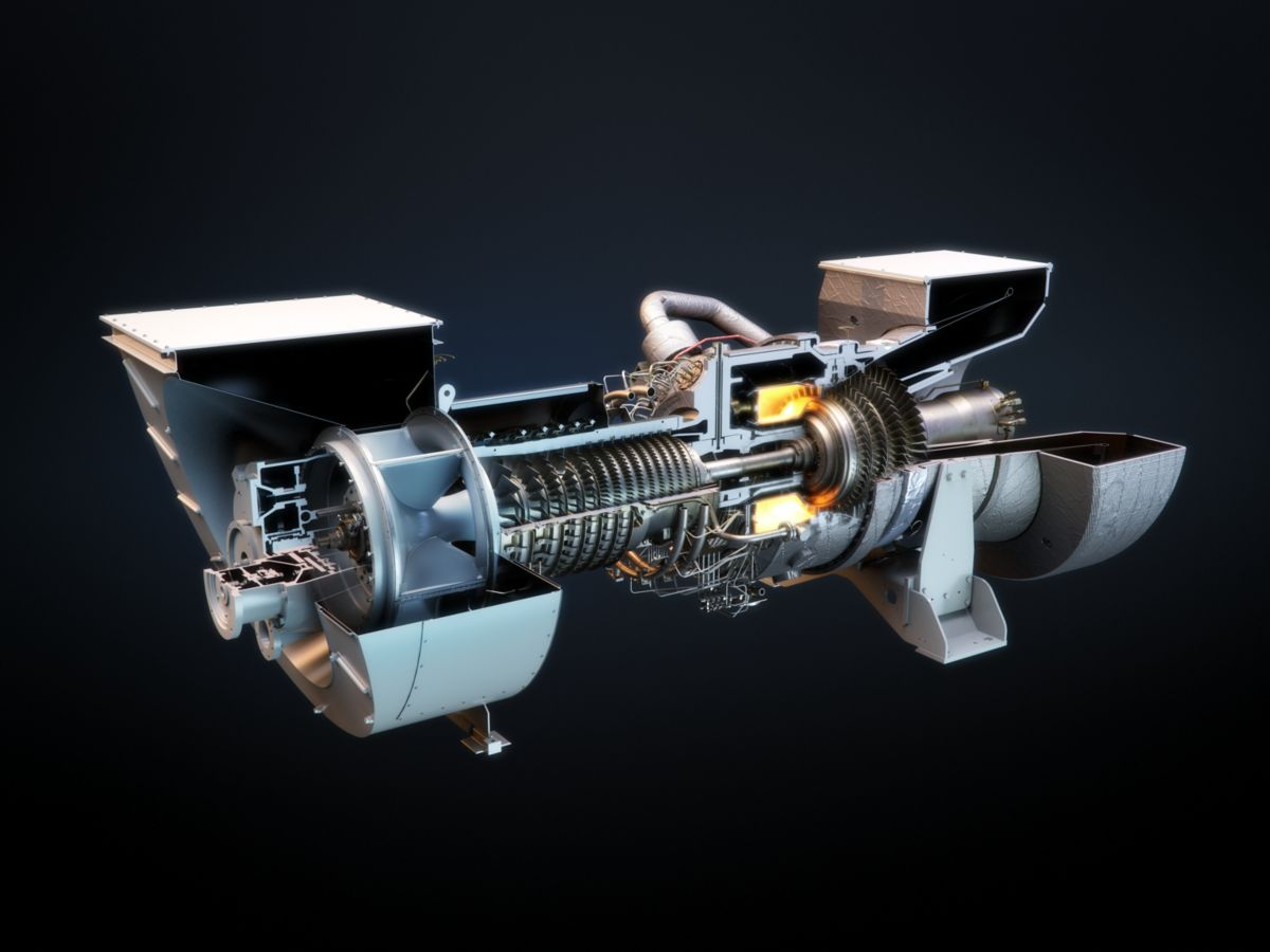 Solar 气轮机的额定功率