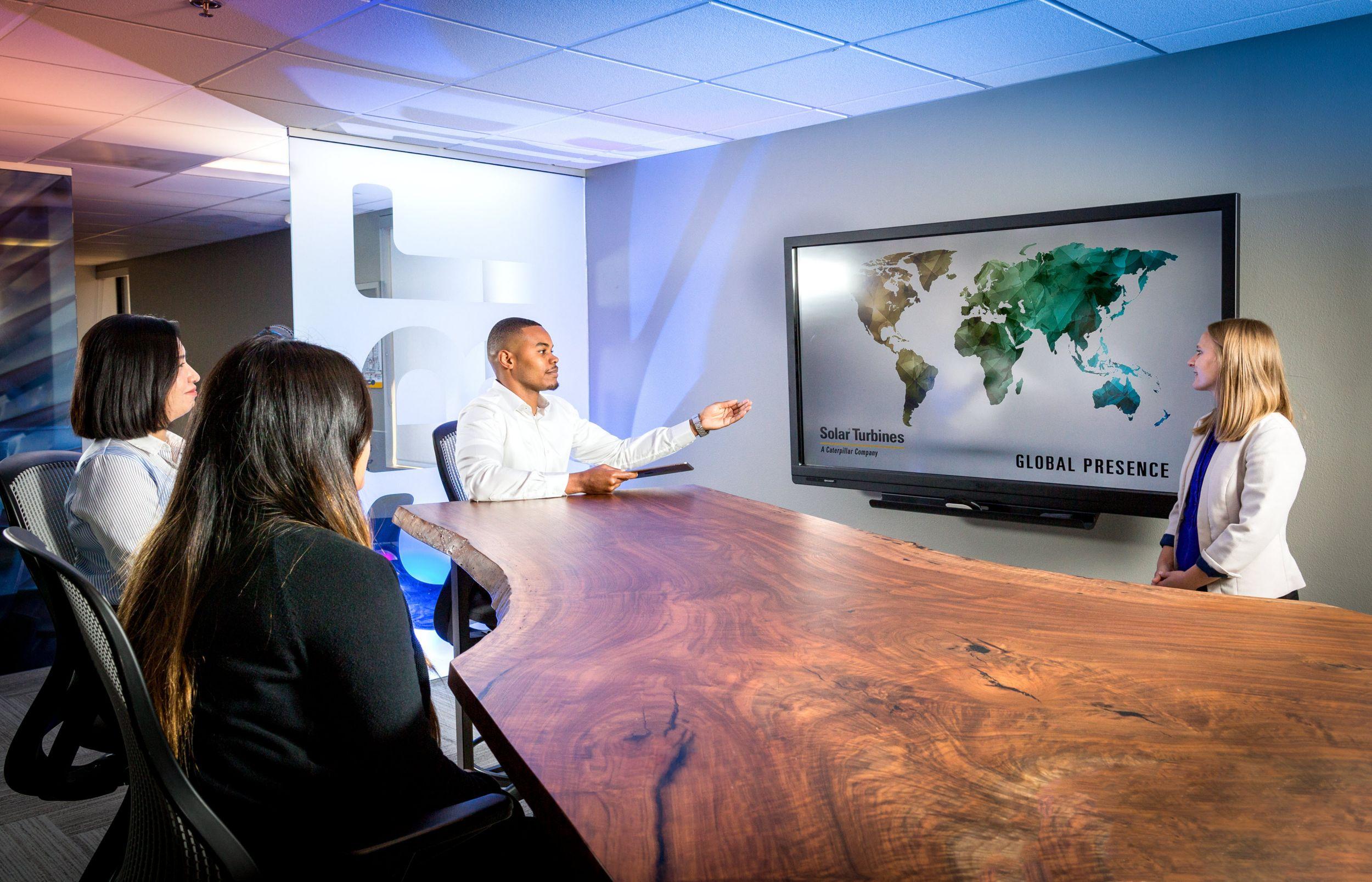 Work Culture Diversity Solar Turbines
