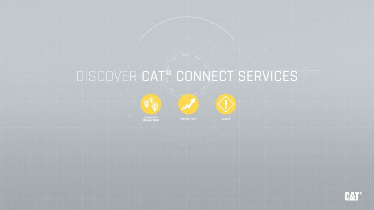 getting started with Cat Connect Services