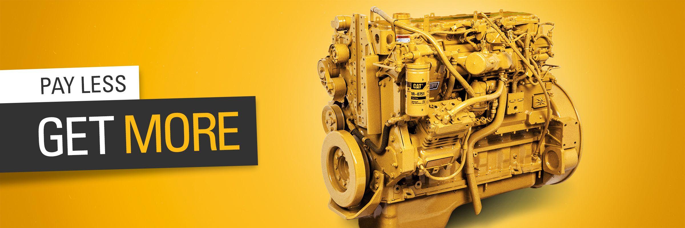 On-Highway Truck Engine Medium-Duty Engine Offer
