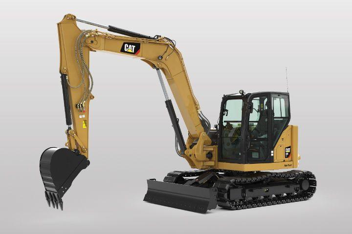309 CR Mini Excavator