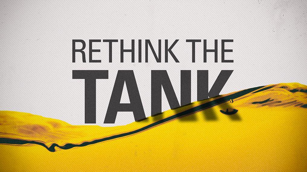 rethink the tank