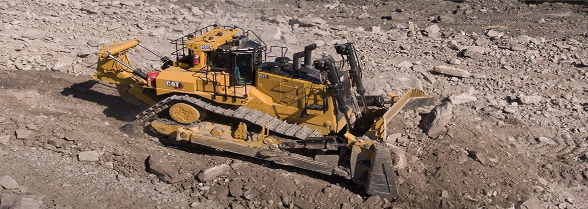 New Cat® D11 Dozer
