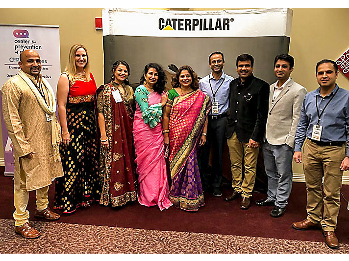 Caterpillar Asian Indian Community (CAIC)
