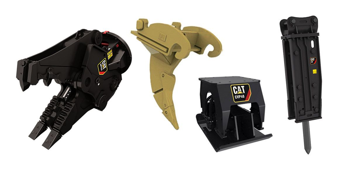 Attachments For Every Excavator Application