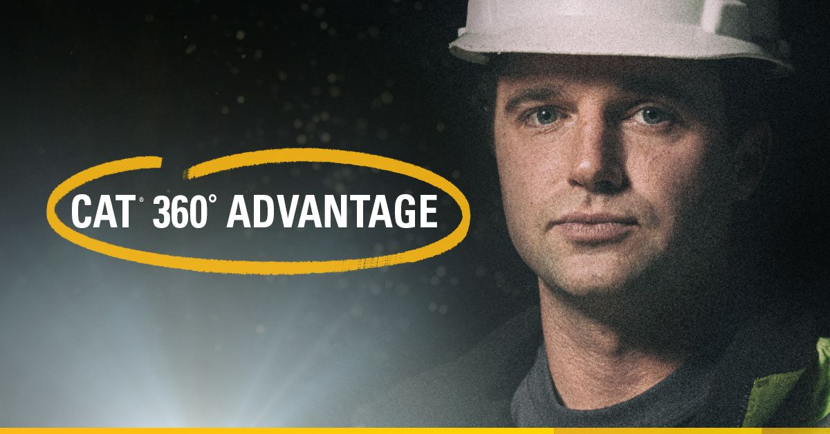 Cat® 360° Advantage