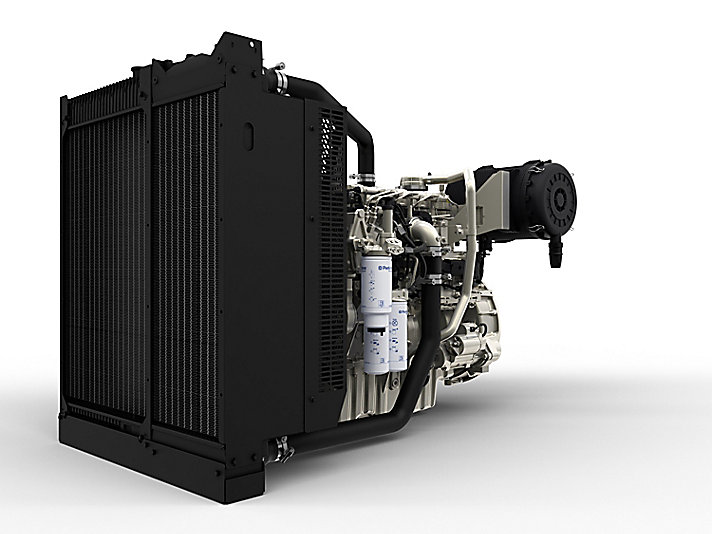 1706A -E93TAG ElectropaK Engine