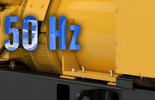 50 Hz Diesel Power Dense Products