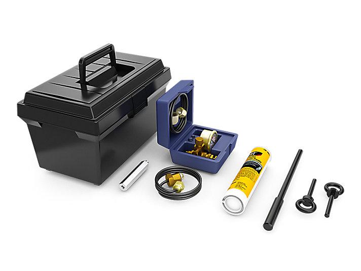 B8 Hammer Toolbox Contents