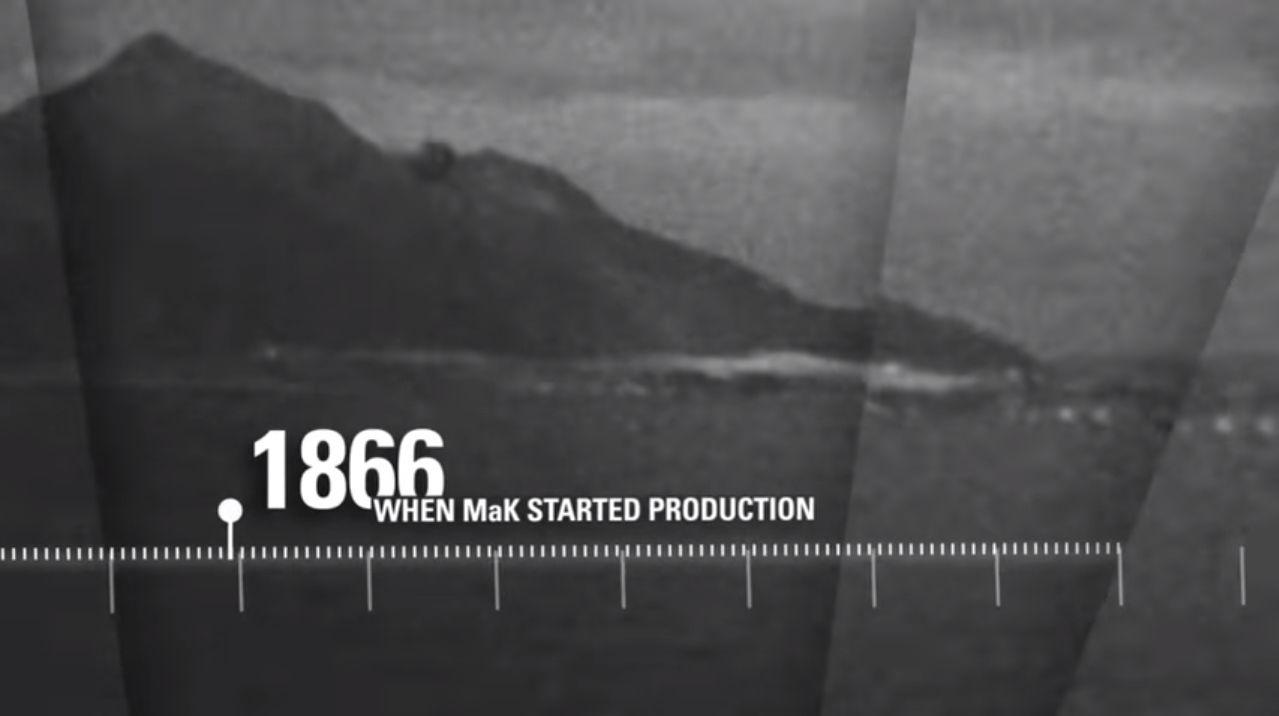 MaK 庆祝 150 周年