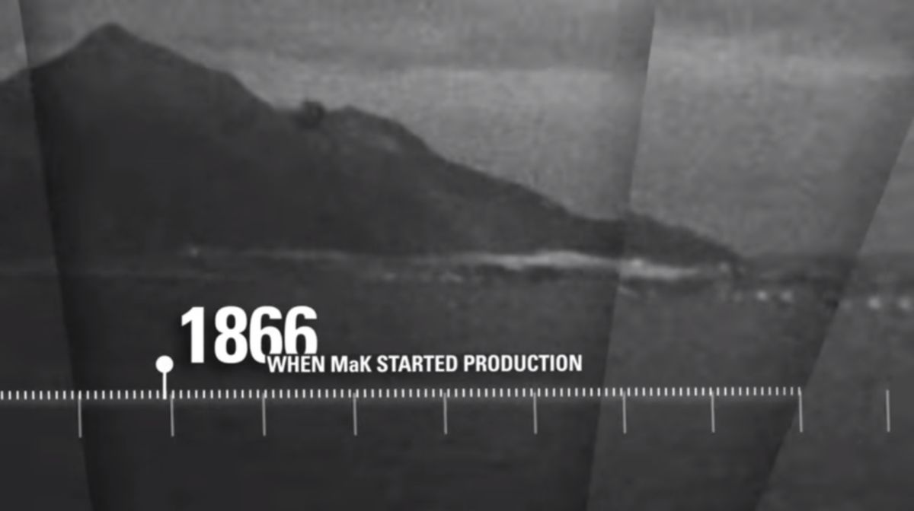 150-летний юбилей MaK