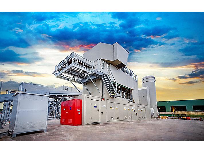 Módulo de generación de energía | SolarTurbines