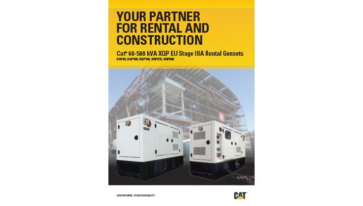 YOUR PARTNER FOR RENTAL AND CONSTRUCTION