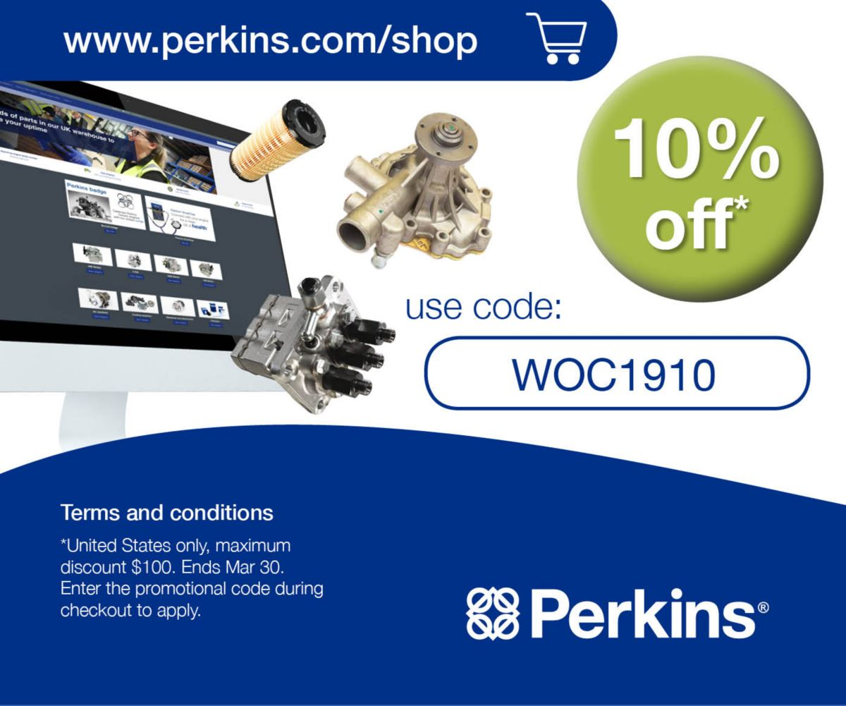 Perkins Shop US Offer