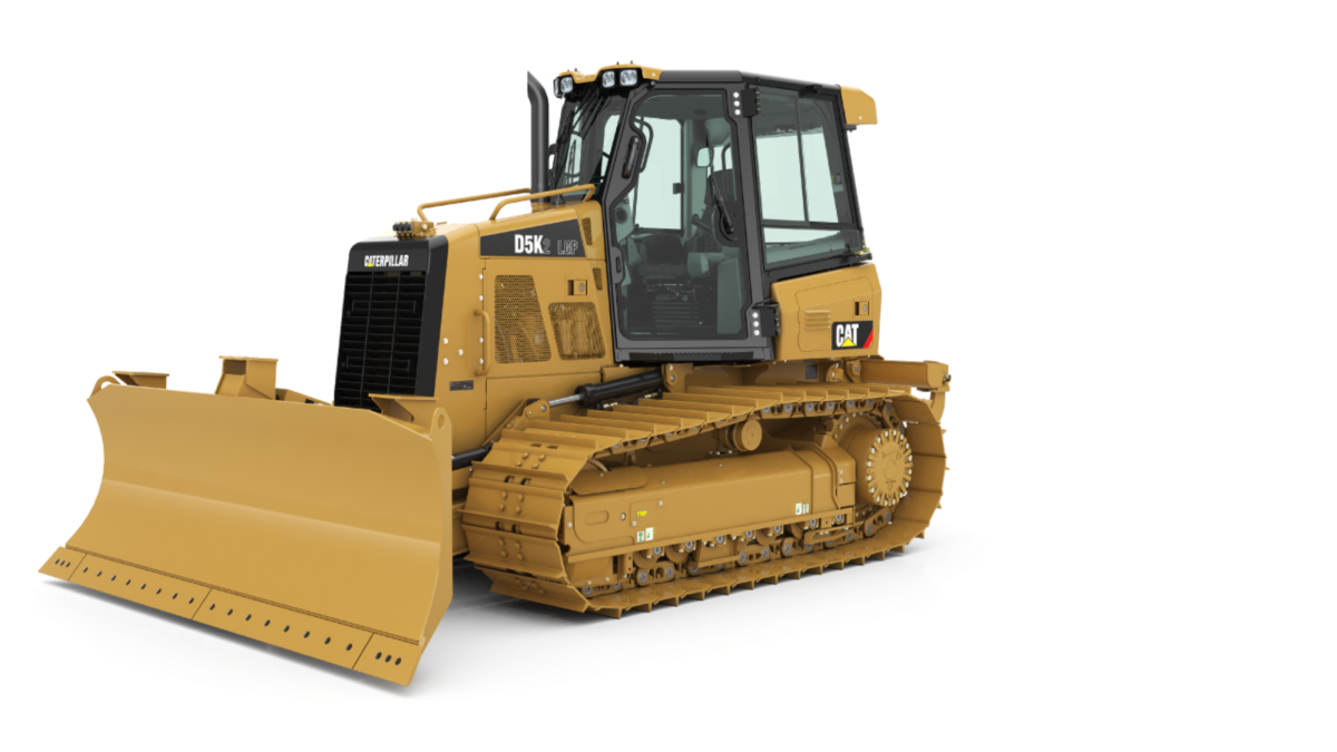 Cat D5K2 Small Dozer