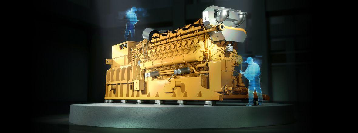 New Gas Generator Sets