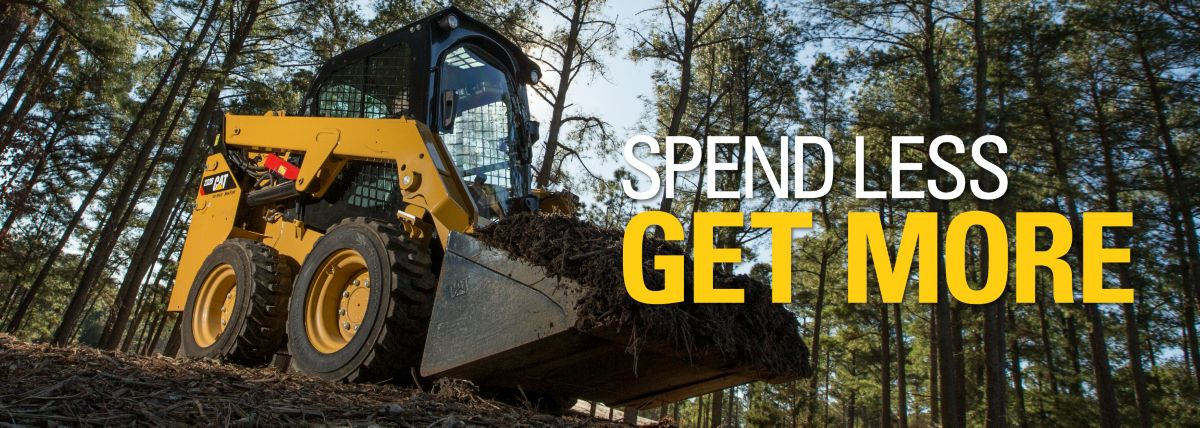 Skid Steer Loader - Special Offer - Spend Less. Get More.