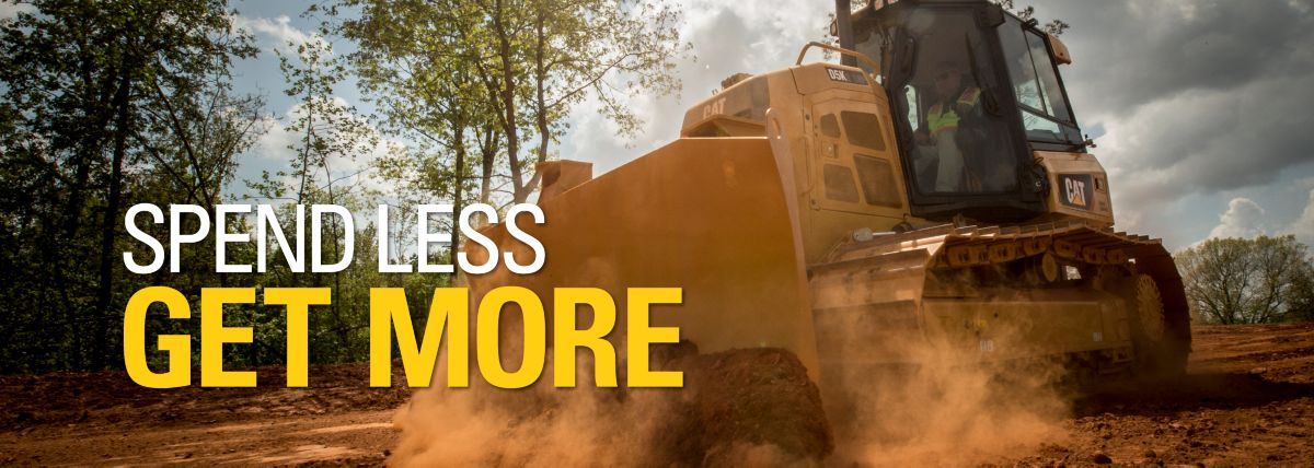 Small Dozer - Special Offer - Spend Less. Get More.