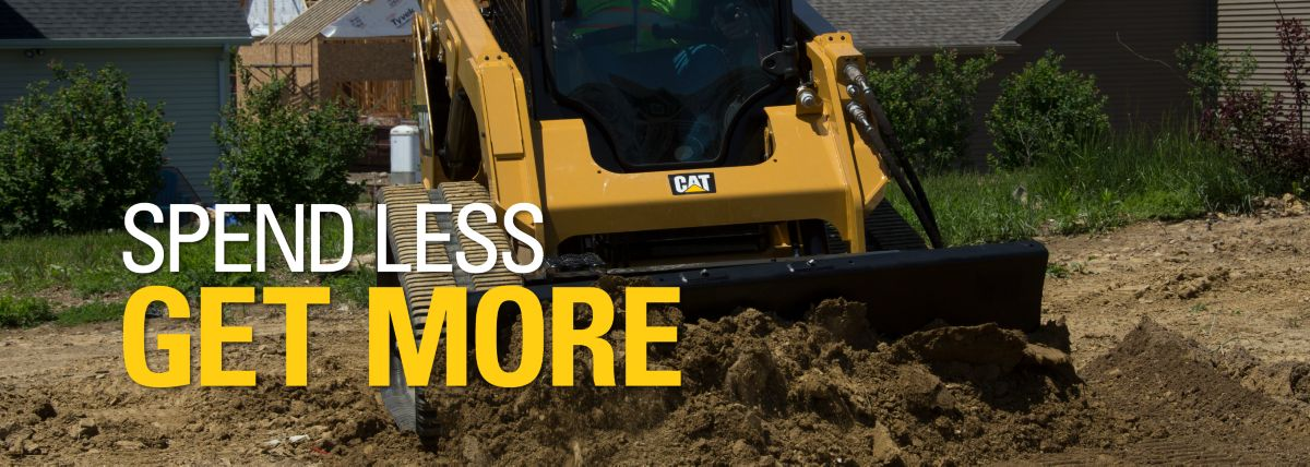 Compact Track Loader - Special Offer - Spend Less. Get More.
