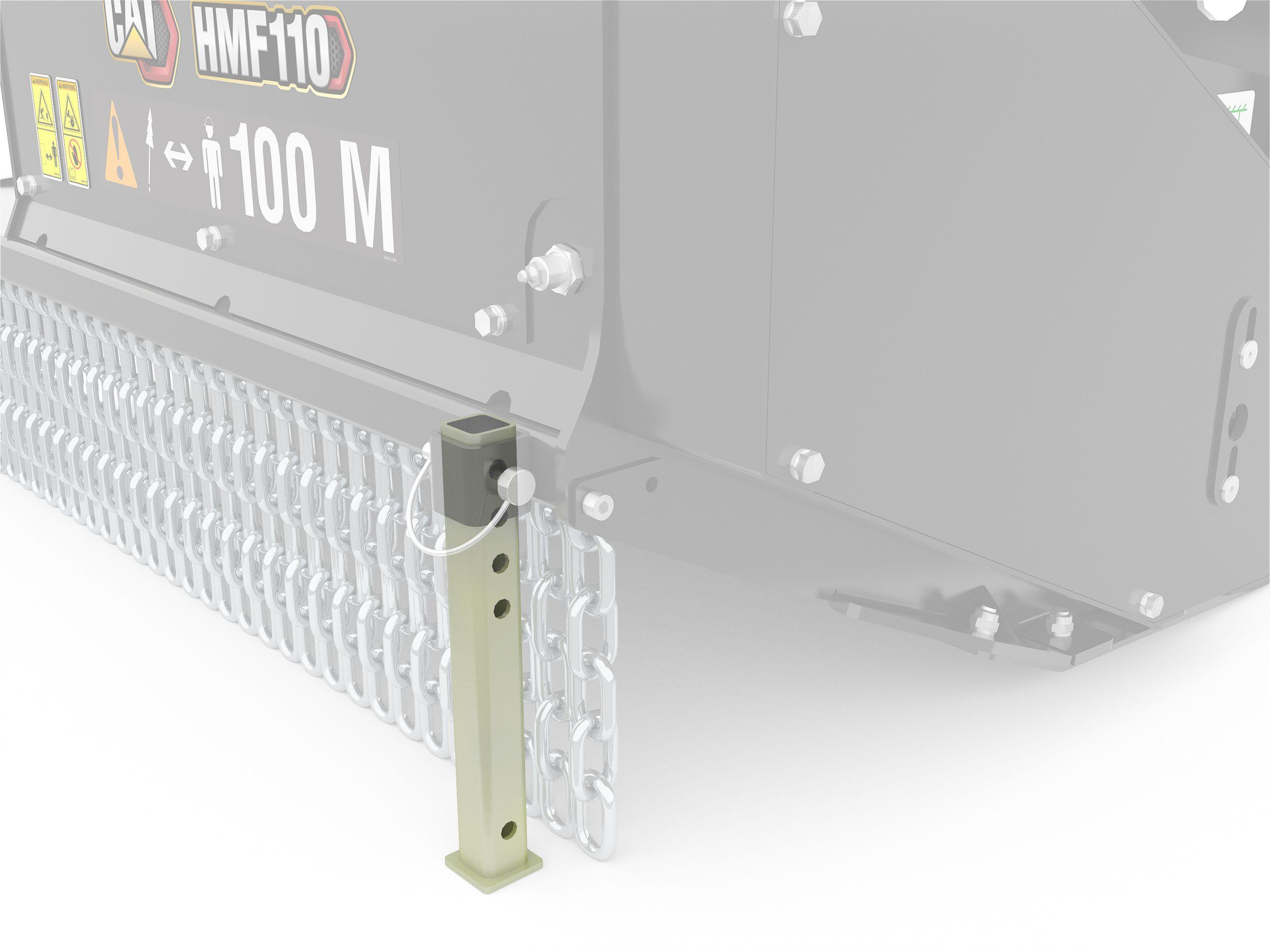 Cat   HMF110 Flail Mower   Caterpillar