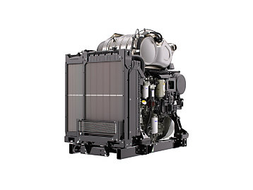 Perkins announces EU Stage V electric power engine range.