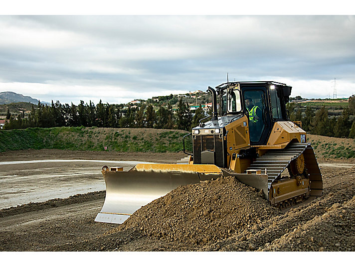 D5 Dozer Finish Grading